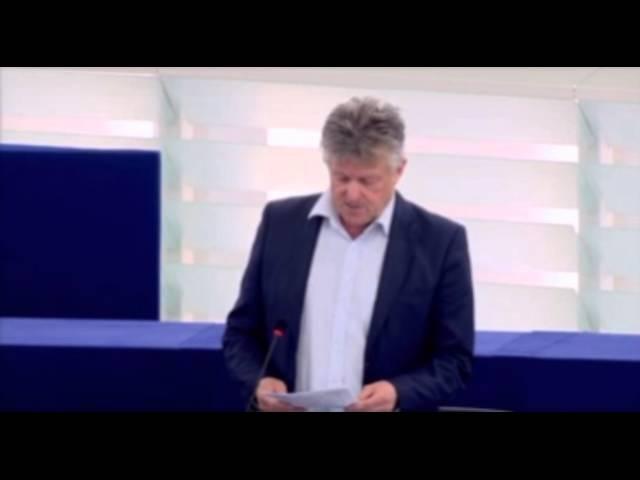 Philippe Loiseau sur la politique de cohésion