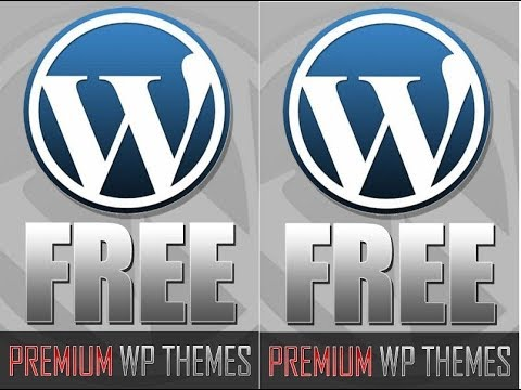 How to download Wordpress Premium Themes for free - YouTube