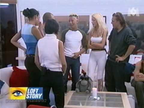 M6 mai 2001 - début Loft Story 1