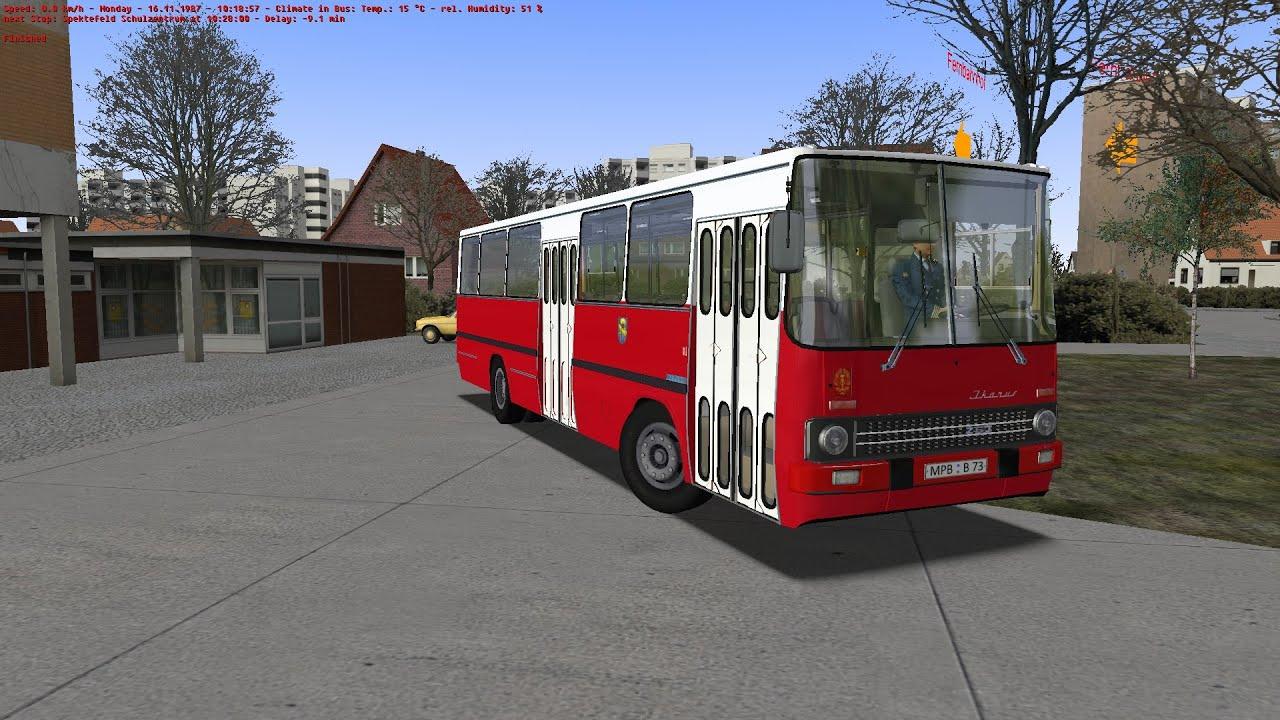 Икарус 260 Для Omsi