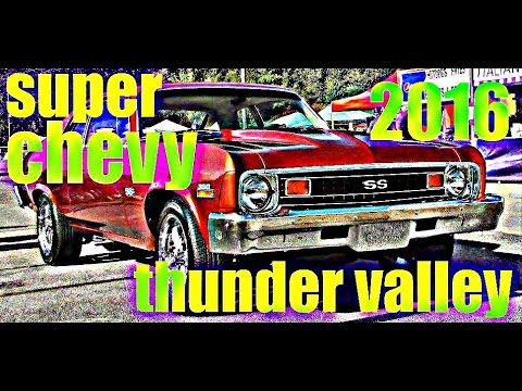 Super Chevy Thunder Valley 2016