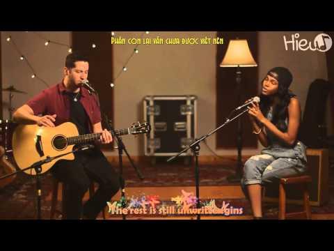 Unwritten - Natasha Bedingfield (Boyce Avenue ft. Diamond White acoustic cover) || Lyrics + Vietsub