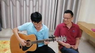 吉他弹唱 成都 赵雷 松枼婷 松枼潇