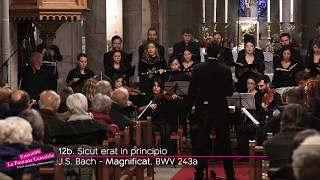 Ensemble La Fontana Cantabile, Bach, Magnificat  BWV 243a - Sicut erat in principio
