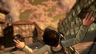 ゲーム進撃の巨人PS4のストーリーモードを攻略していきます。 ので、ネタバレ注意です。 Attack on Titan GAME Play □GAME進撃の巨人PSVITA購入リンク...
