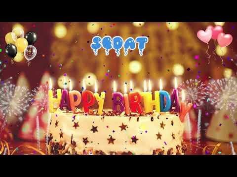 SEDAT Happy Birthday Song – Happy Birthday Sedat – Happy birthday to you indir
