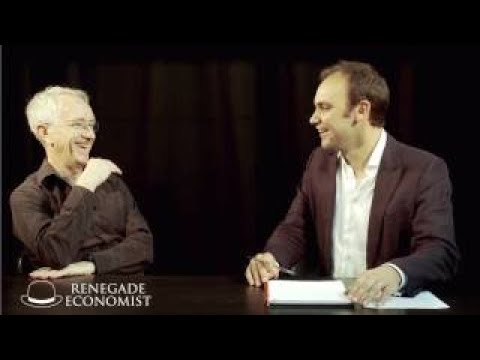 In conversation with Prof Steve Keen