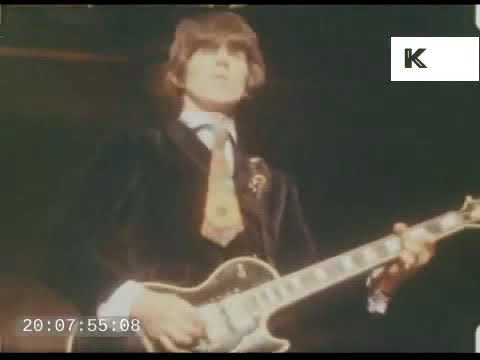 Rolling Stones Live 1966 (unseen footage)