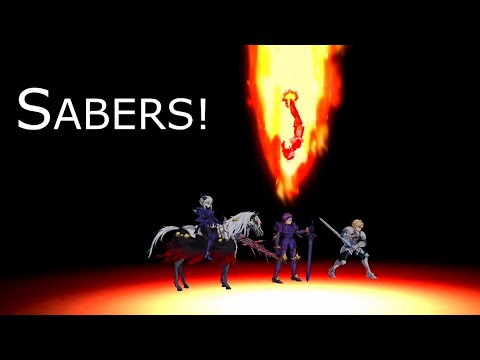 Download [NA] Nezha Solo Vs a Bunch of Sabers [FGO]