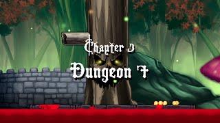 Dungeon 3-7 / 100% Gameplay Magic Rampage