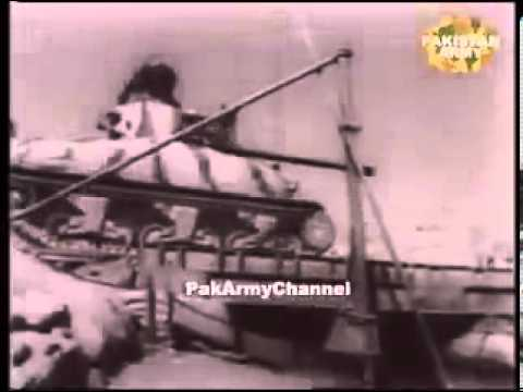 1965 Indian Attack Lahore Pakistan vs India 65 war