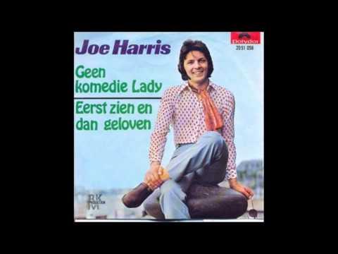 1971 JOE HARRIS eerst zien en dan geloven