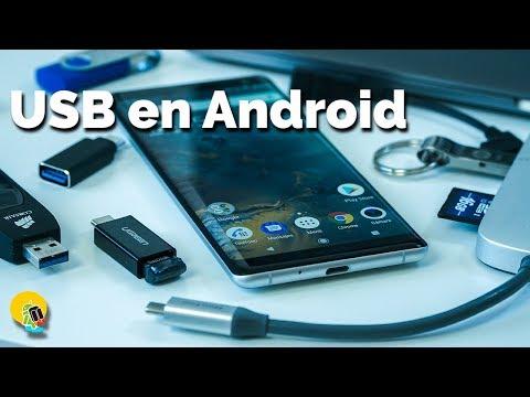 Cómo usar un PENDRIVE USB con tu móvil ANDROID