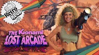 Konami: Dreiste Werbung & vergessene Arcade-Games #2 | Retro Klub