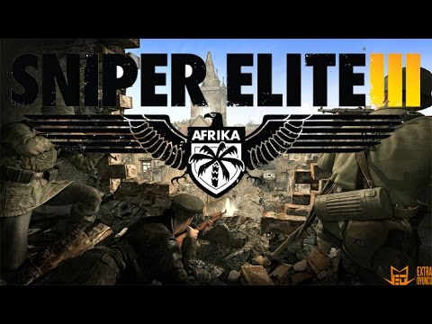 130. Sniper Elite 3 Africa #1 Sniper Kills Gr Gamers