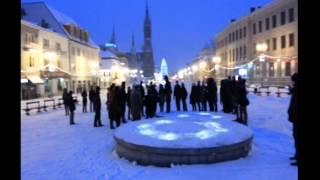 Pierwszy prawosławny flash mob już za NAMI - filmik na szybko