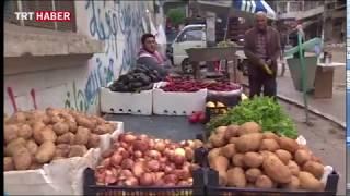 Afrin'de ticaret yeniden canlanıyor