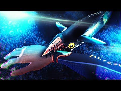 ARCTIC CREATURES SUBNAUTICA DLC | Subnautica News And Updates