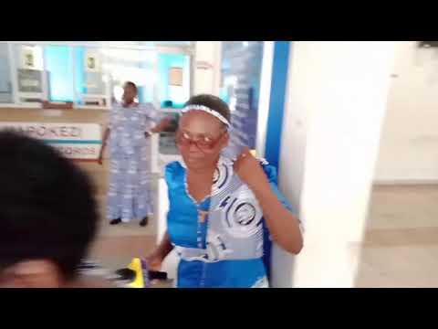 Wawata Watembelea Wagonjwa Hospital Ya Ocean Road