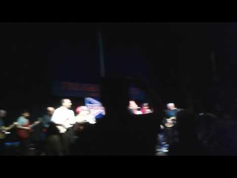 David bowie tribute concert in Berkeley ca 3-18-17 let's dance.