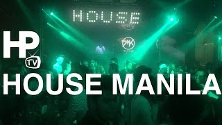 House Nightclub Remington Hotel Resorts World Manila Saturday by HourPhilippines.com