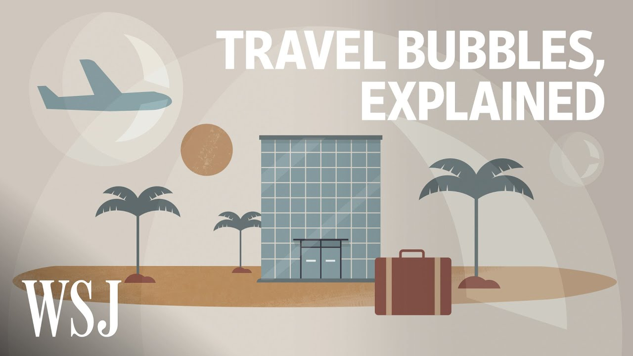 Travel Bubbles Lift Hopes of Economic Reboot | WSJ