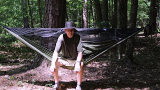 Oak Mountain State Park Alabama Backcountry Camping (Day 1)