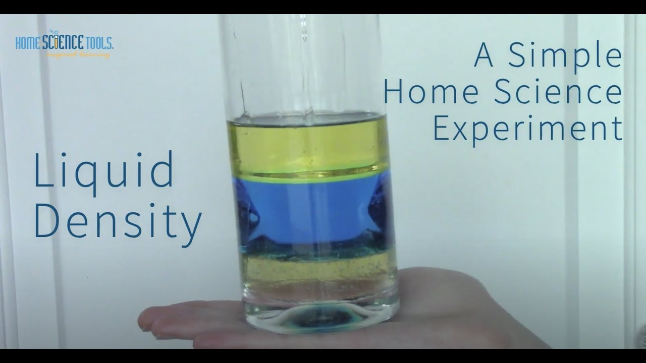 medium resolution of Liquid Density Experiments: 4 Density Science Projects To Try At Home