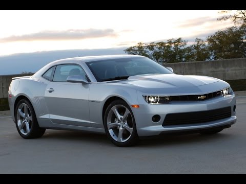2015 Chevrolet Camaro Start Up and Review 3.6 L V6