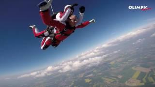 Skok spadochronowy Roberta 14.05.2016 Olimpic Skydive