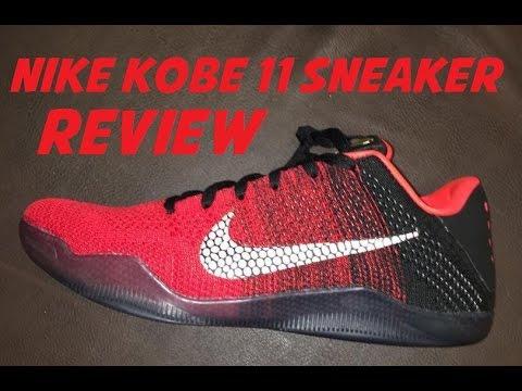 pretty nice 1eb03 93a6a Nike Kobe 11 XI  Achilles Heel  Sneaker Review
