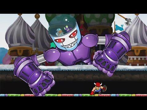 Nefarious - Boss Battles + Good Ending