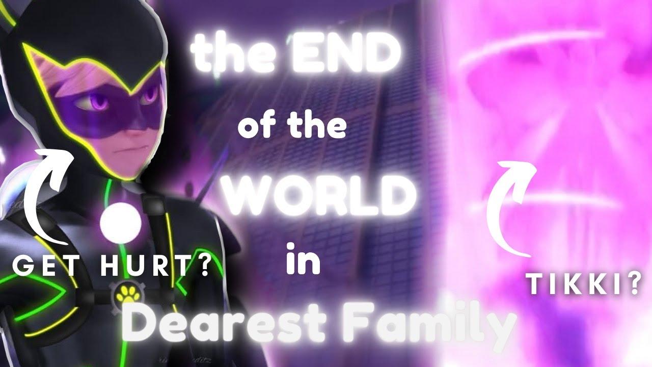 Download Cat Noir WILL GET HURT in DEAREST FAMILY! EPISODE 21 SEASON 4 Trailer MIRACULOUS LADYBUG SPOILERS!