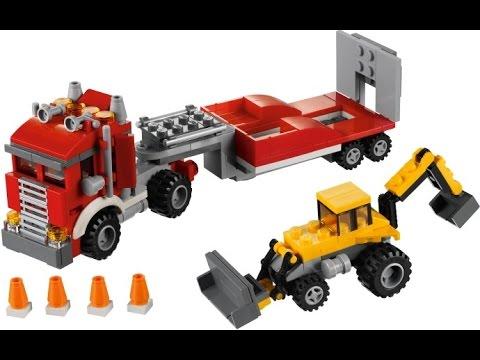 De Camion ChantierJouets Enfants Les Creator Le Pour Lego 543qRjLA