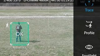 Intelligent Flight Mode: ACTIVE TRACK - DJI Phantom 4 PRO