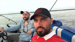 Рыбалка в Астрахани, турбаза Ступино 2017