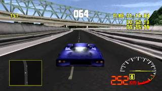 Retrogaming : Test Drive 5 - Tokyo