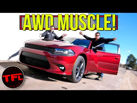 The AWD 2020 Dodge Charger Looks Great, Rides Great, But Is It Too Much Money? Buddy Review
