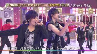 [14.10.12][YanYan JUMP] - Shake It Up - Jesse Lewis & Yugo Kou…