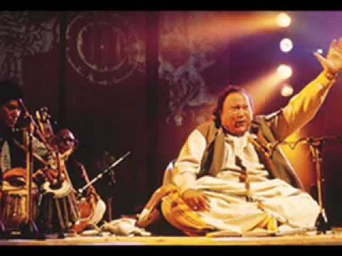 Sahnoon Bhool Gayi Khudai Chana Saari Part 1 2   Nusrat Fateh Ali Khan   YouTube