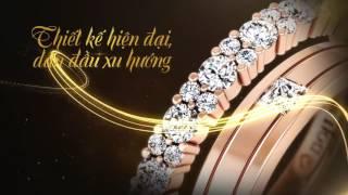 Bộ sưu tập Nhẫn cưới Eternal Flame - Giữ mãi ngọn lửa tình yêu