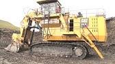 30790c48a66 Escavadeira Elétrica 7295 CAT - YouTube