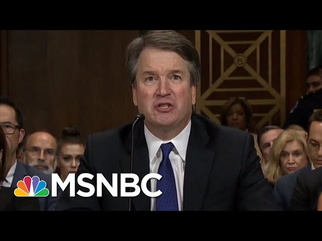 Lawrence On 'Ugly History' And The Christine Blasey Ford-Kavanaugh Hearing | The Last Word | MSNBC