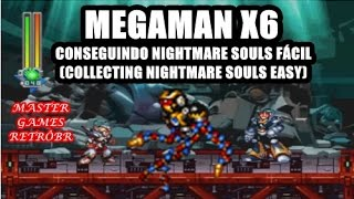 Megaman X6 - Rank UH with X Easy (9999 Nightmare Souls)