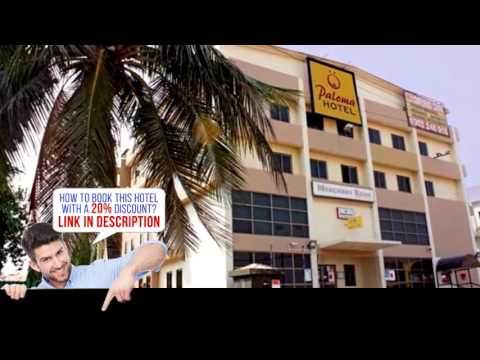 Paloma Hotel - North Industrial Area, Accra, Ghana, HD Review