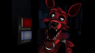 Roblox Fnaf 1 WHY FOXY!!!!