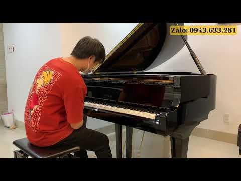 GRAND PIANO Giá Rẻ ELISIAN | GRAND PIANO ELISIAN | Grand piano giá dưới 100tr | Nhạc cụ Anton Music