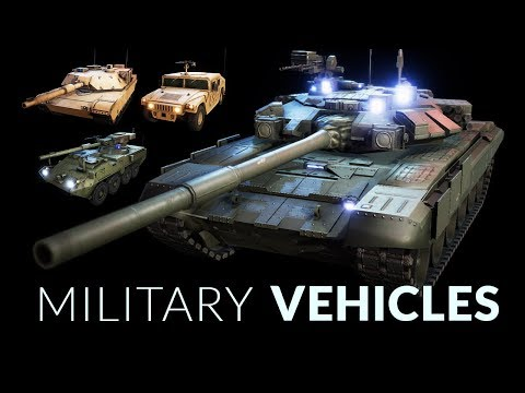 MILITARY VEHICLES - Download Now!