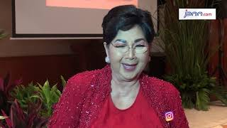Usia 82 Tahun Tak Menghalangi Titiek Puspa Terima Job Manggung Tahun Baru - JPNN.COM