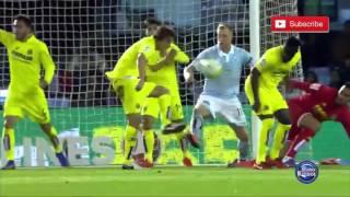 Video Gol Pertandingan Celta Vigo vs Villarreal